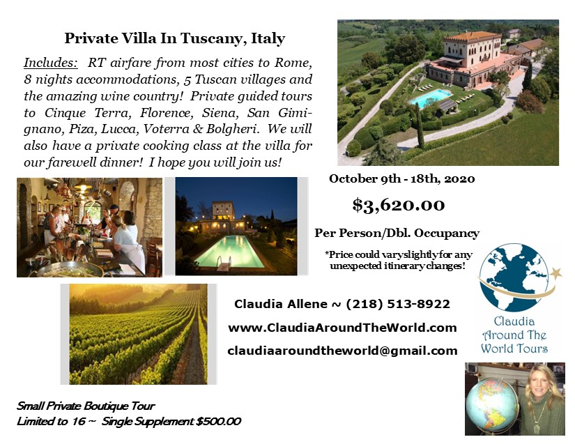 Tuscanyflyer